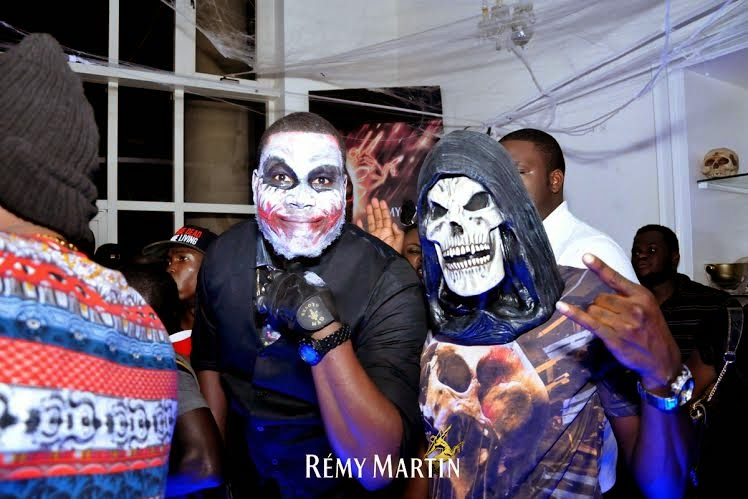 z6 Pics from all the scary fun at The Club With Remy Halloween edition