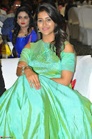 Pooja Jhaveri in Beautiful Green Dress at Kalamandir Foundation 7th anniversary Celebrations ~  Actress Galleries 021.JPG