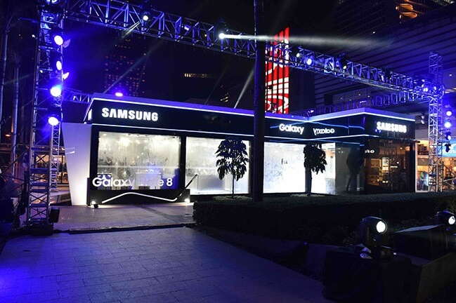 Experience How You Can Do Bigger Things Inside the Samsung Galaxy Studio in BGC