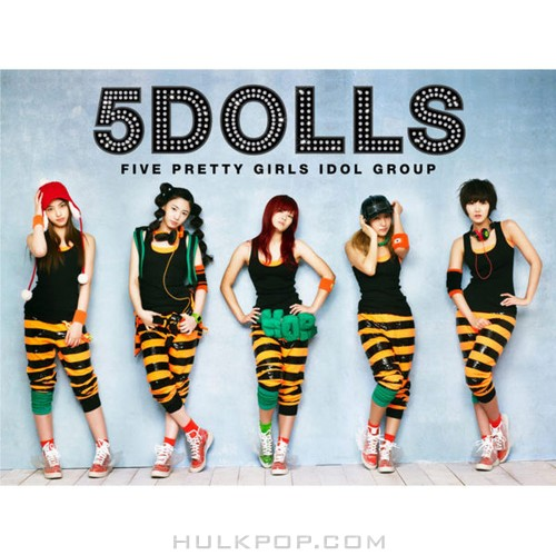 5DOLLS (F-ve Dolls) – Charming Five Girls – EP (FLAC + ITUNES PLUS AAC M4A)