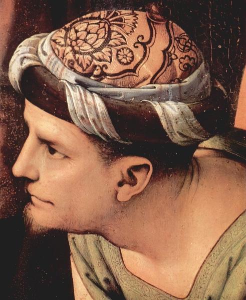 Josep d'Arimatea (Pietro Perugino)