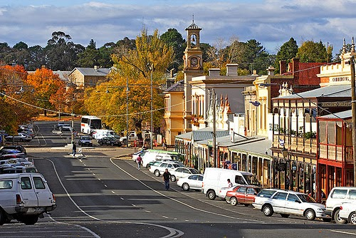 Beechworth City -10 Beautiful Cities in Australia