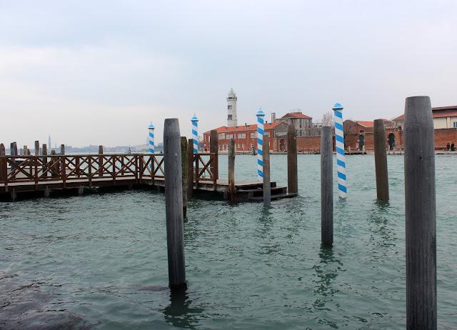 Murano. Fábricas de cristal de Murano. Qué ver en Murano. Canales de Murano