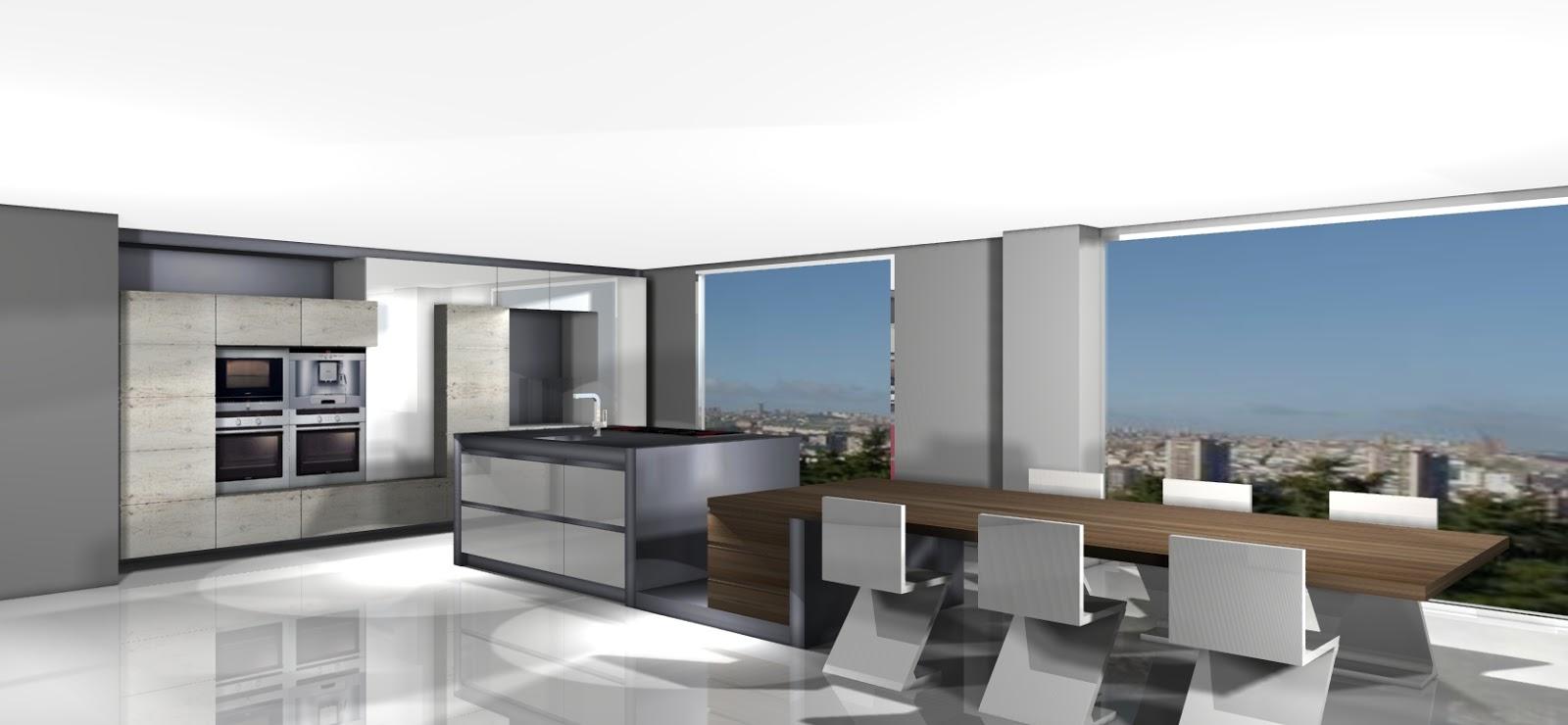 Centro KitchenmasterMadrid 3D febrero 2013