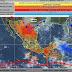 Prevén tormentas intensas en Coahuila; tormentas intensas en Chihuahua, Durango, Nuevo León y Tamaulipas.