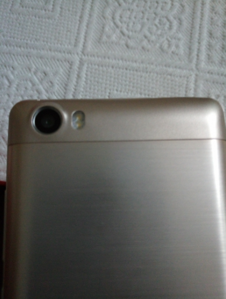 My itel it1516Plus Android Phone : Unboxing Photos