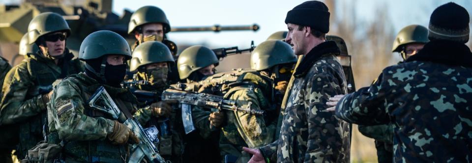 Зменшення напруги з Росією – нова стратегія нацбезпеки України