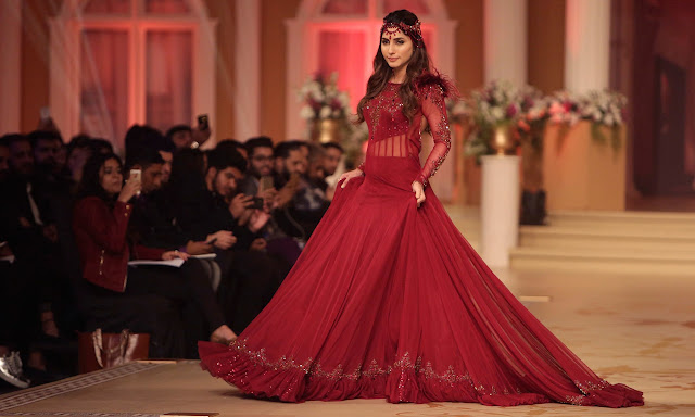 HD Photos of Hum Bridal Couture Week 2017