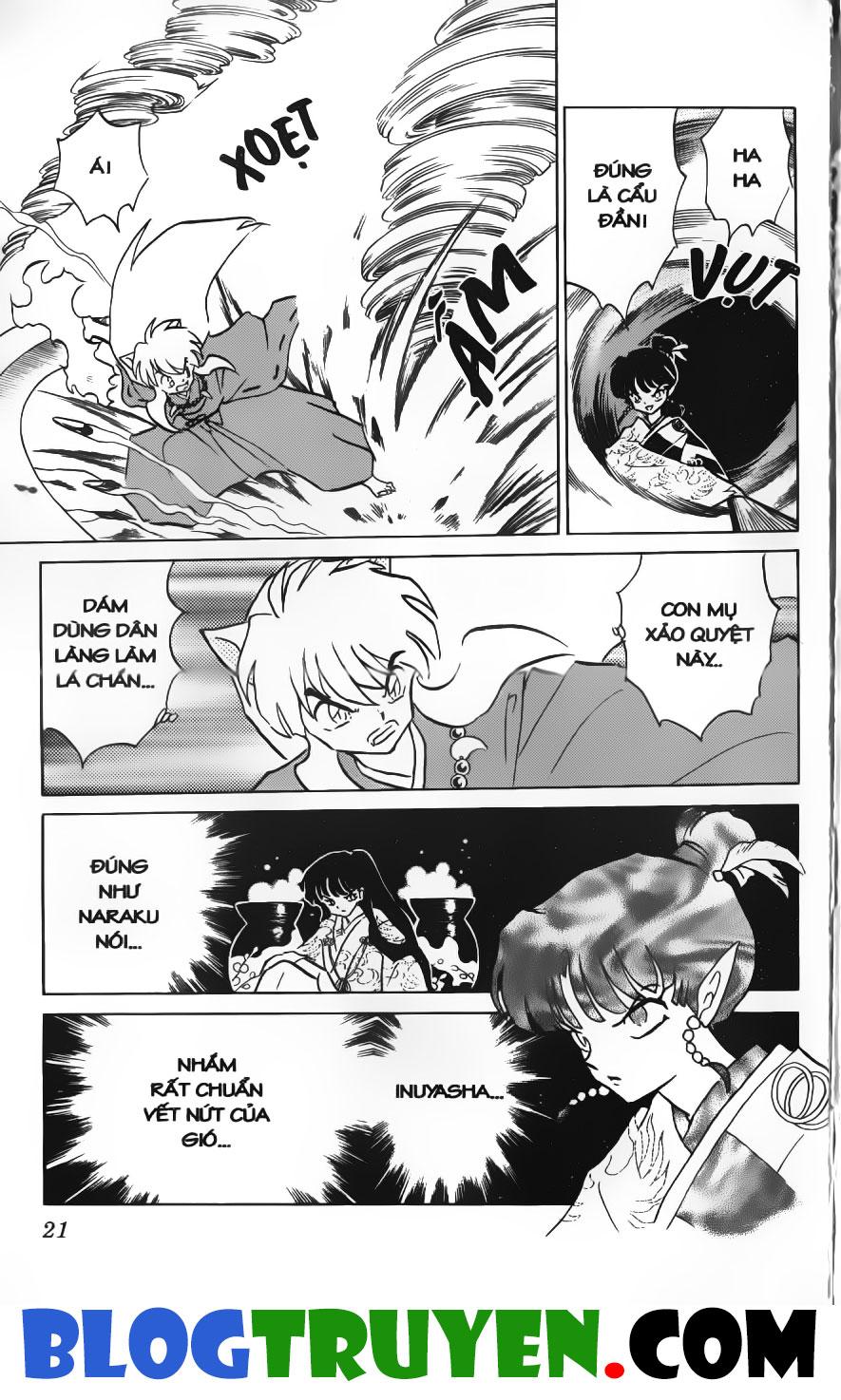 Inuyasha vol 16.1 trang 20