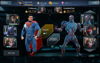 Injustice 2 APK + Mod + Data Obb