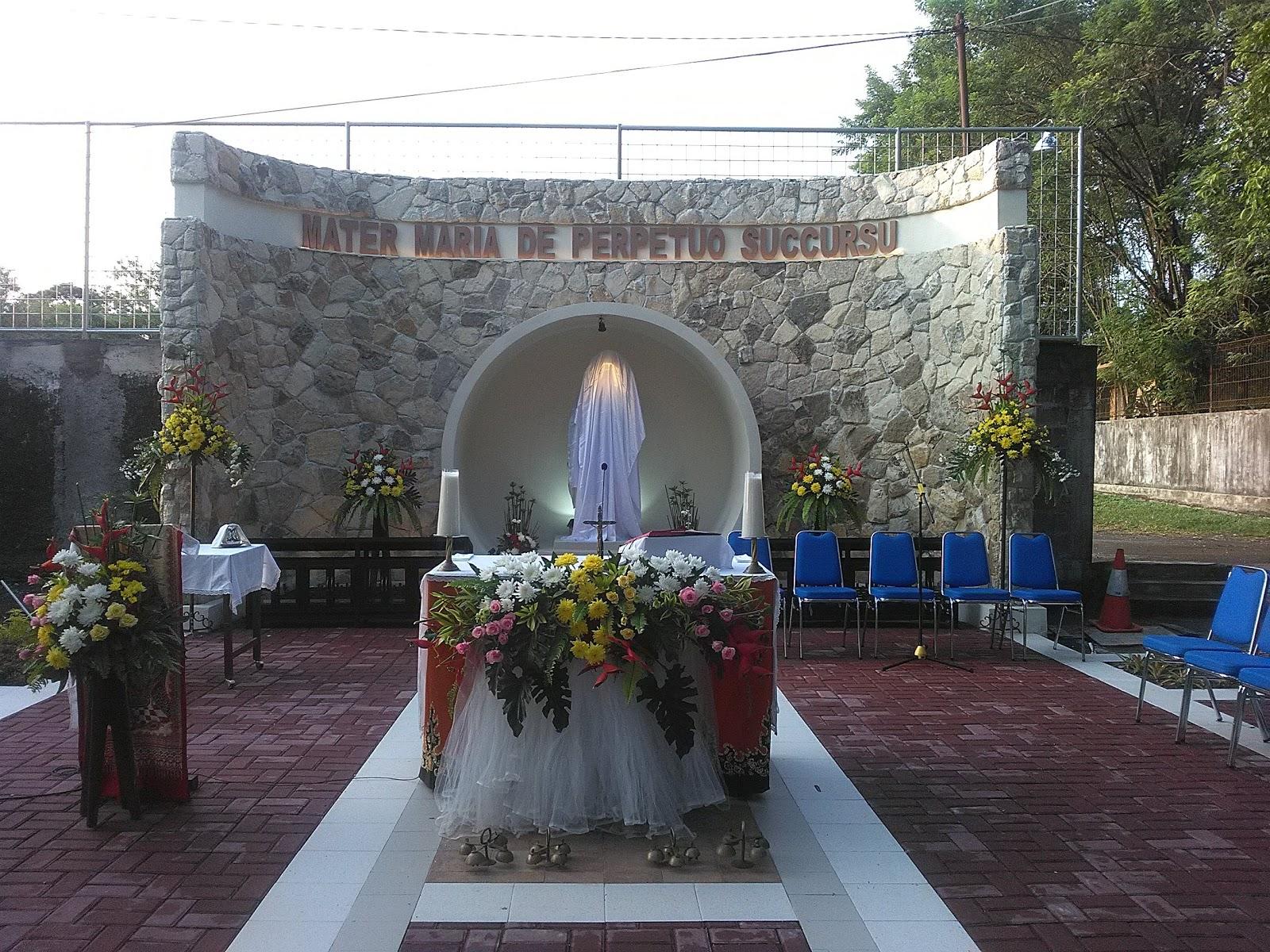 Taman Doa Bunda Penolong Abadi
