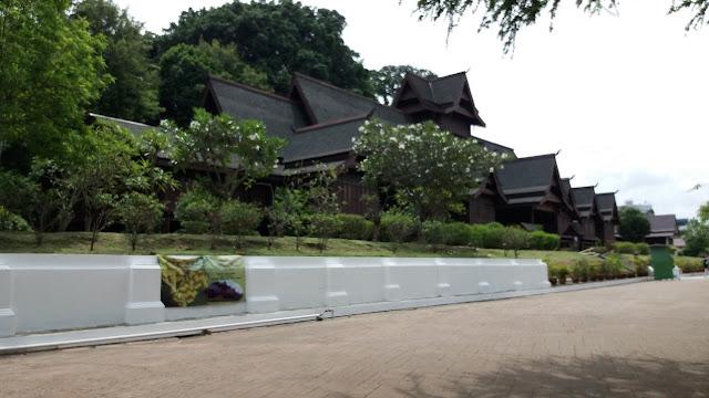 Muzium Istana Kesultanan Melayu Melaka