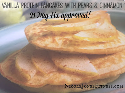 21 day fix recipe