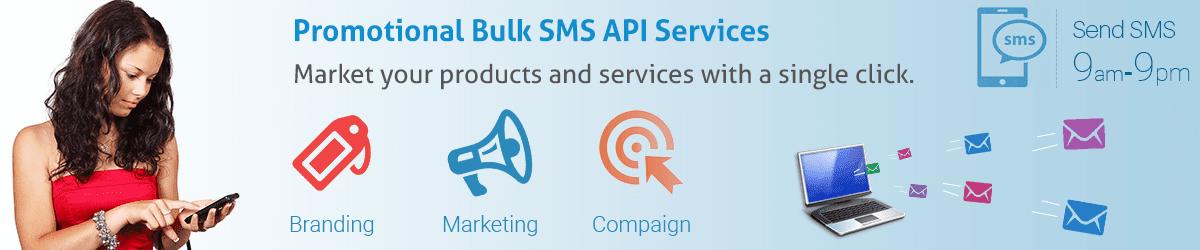 bulk promotional sms