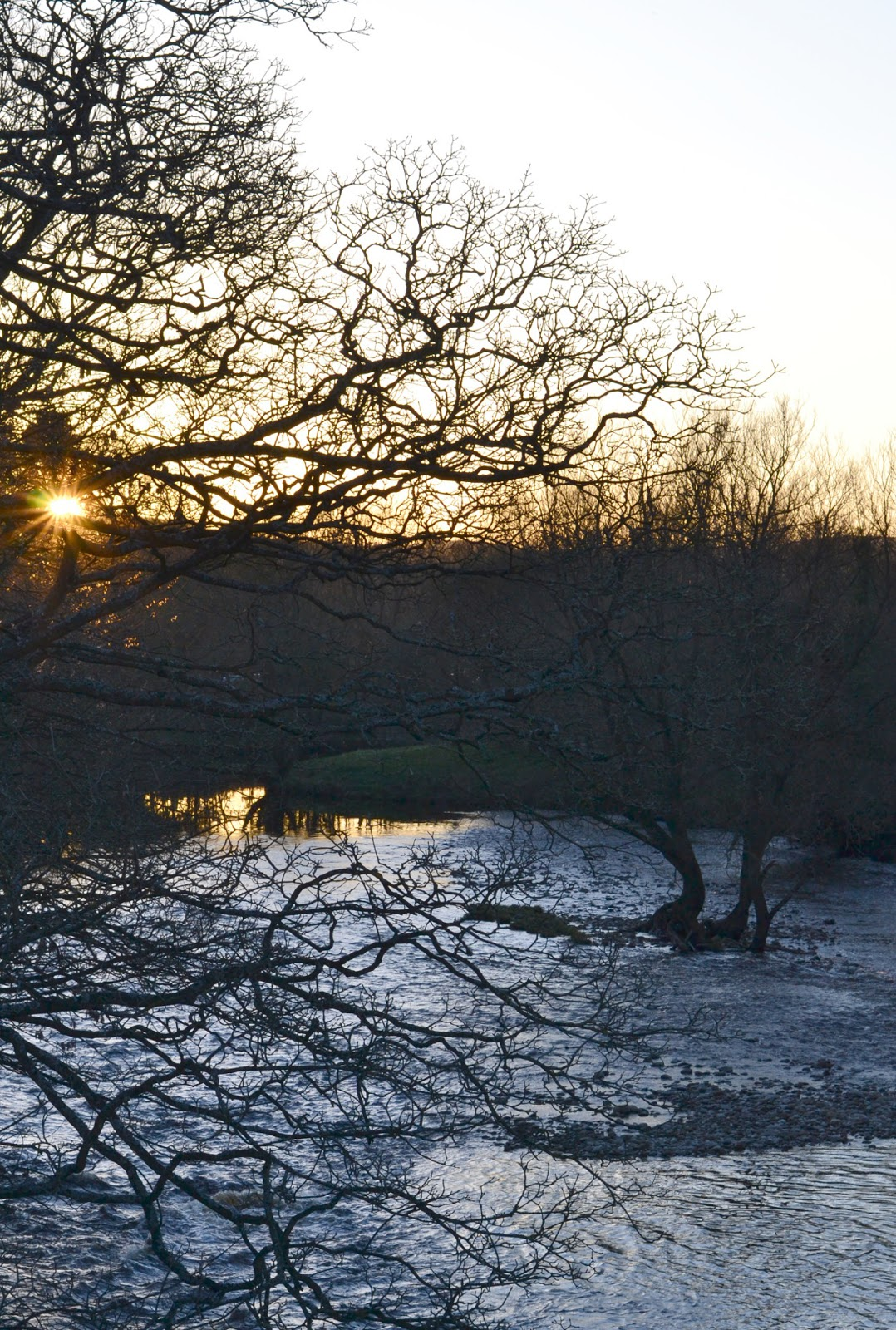 River Wharfe, Ilkley, Yorkshire