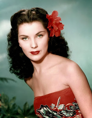Debra Paget In Color