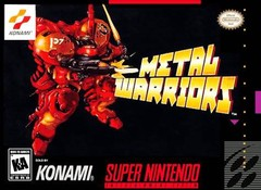 Metal Warriors SNES Prices