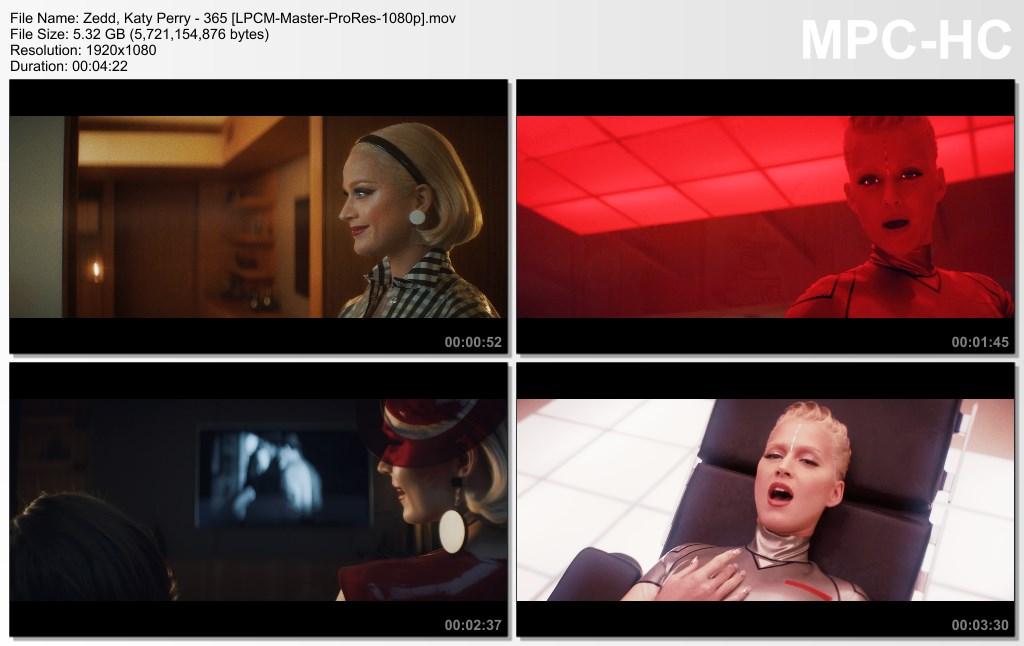 katy perry 1080p videos