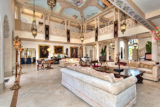 Newport Coast Ca >> Eileen's Home Design: Mansion For Sale in Rancho Palos Verdes, CA For $12,000,000