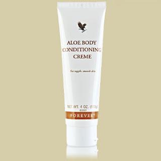 Крем за тяло с алое /Aloe Body Conditioning Creme/