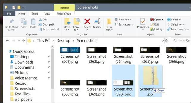 كيفية إضافة ملفات لملف Zip مضغوط في ويندوز 10 عالم الكمبيوتر
