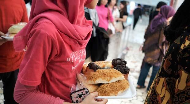 Let's Celebrate BreadTalk Indonesia's 16th Anniversary!