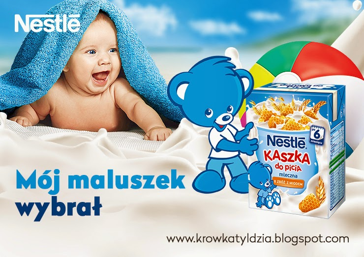 KASZKI DO PICIA NESTLE
