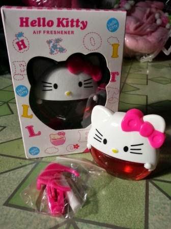 Aksesoris Mobil Hello Kitty Perlengkapan Mobil Hellokitty Murah