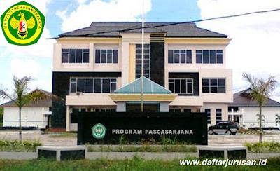 Daftar Fakultas dan Jurusan UPR Universitas Palangka Raya