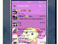 Download BBM MOD Dorami v3.0.1.25 APK Terbaru