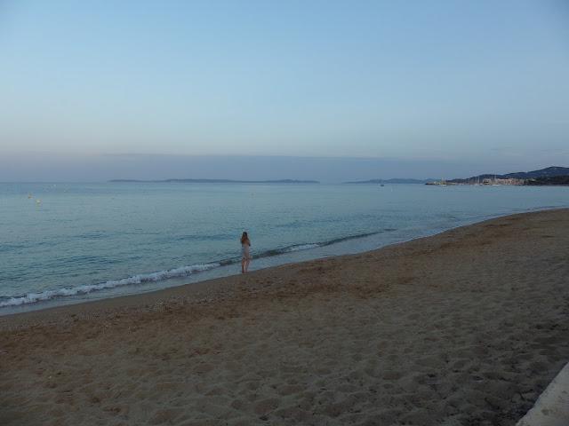 Côte d'Azur Le Lavandou Plage Paddle Yoga vacances Summer