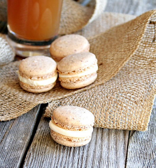 macarons 27 Amazing Apple and Pumpkin Recipes for Fall 81