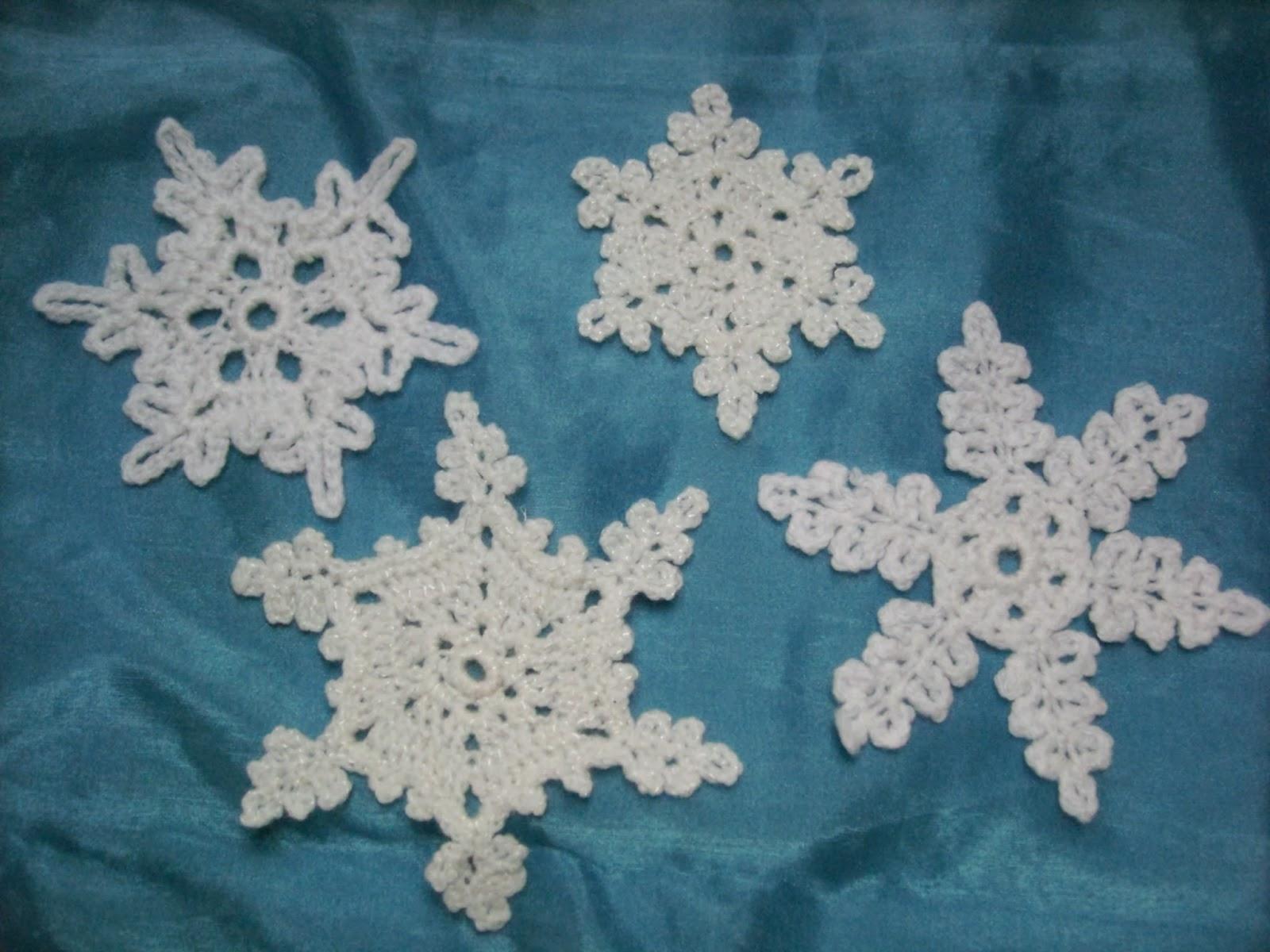 Meine Schneeflocken My Snowflakes