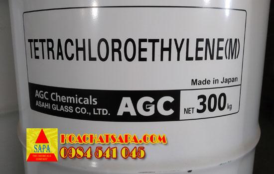 Tetrachlorethylene - Perchloroethylene (PCE) size M,S