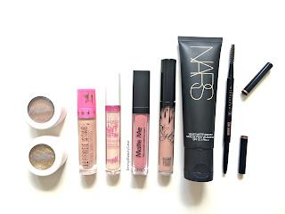 high end makeup, jeffree star liquid lipsticks, kylie cosmetics koko k review
