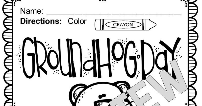 Classroom Freebies: Fern Smith's FREE Color for Fun