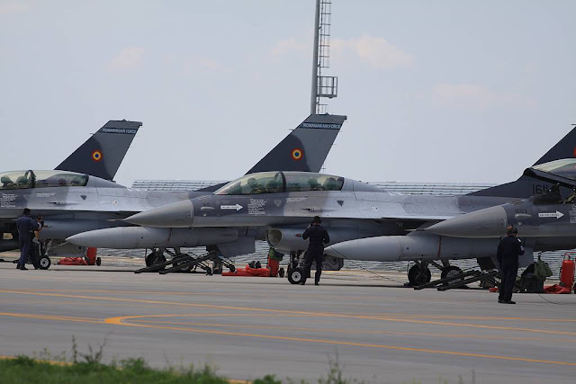 Romania buy additional F-16 fighters