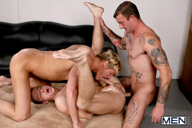 Sexo Gay Hardcore Gavin Waters Ricky Sinz Sebastian Keys
