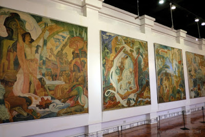My Top 5 Reasons why Filipinos should visit the National Art Gallery (at the National Museum)