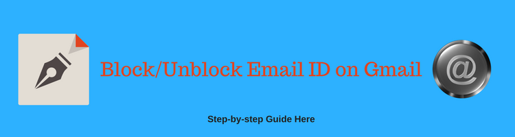 block or unblock someone in gmail by google