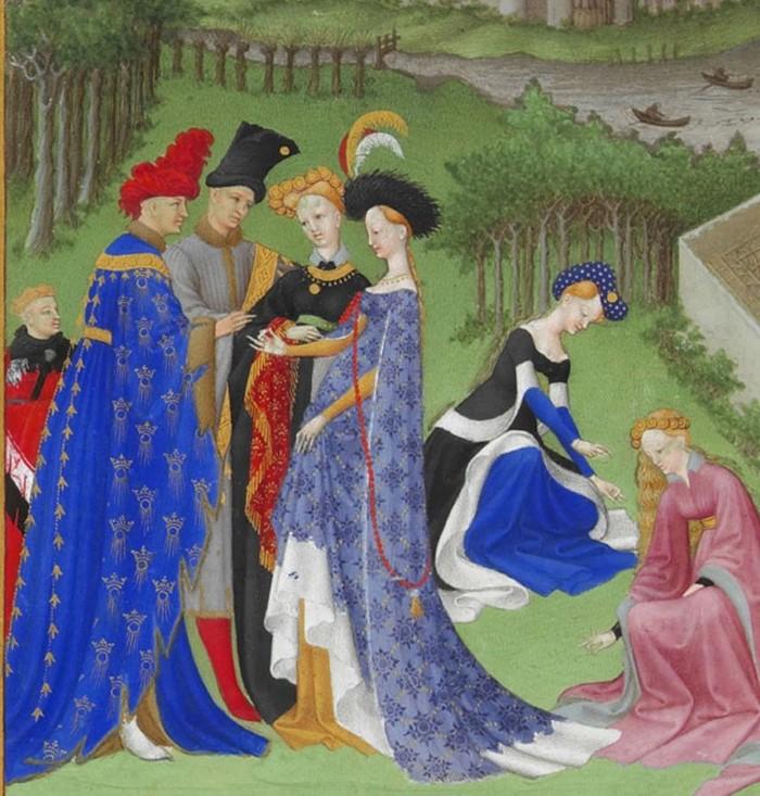 Женщины в живописи. От древности до нашего времени 15