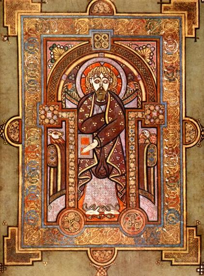 El Arte del Manuscrito: El Libro de Iona o Libro de Kells
