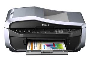 Canon Pixma MX310 Series Printer