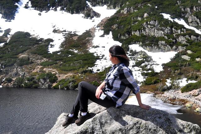 telefon hammer w górach