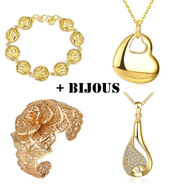 wholesale jewelry china gold rose plated