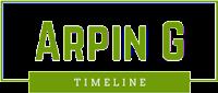 Arpin G's Timeline