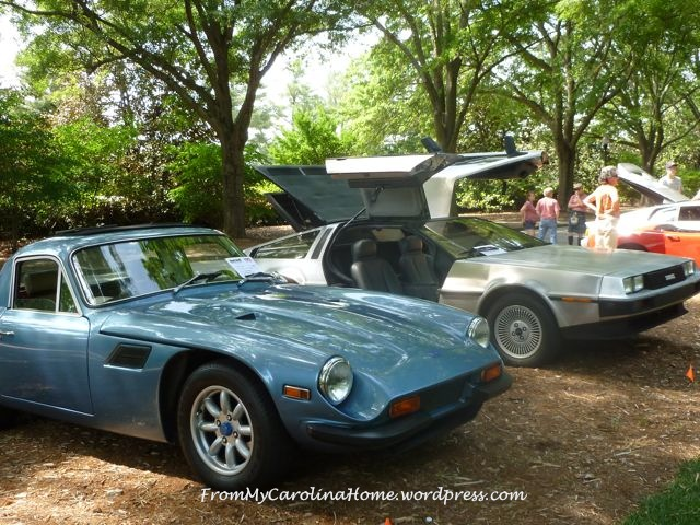 Great Scot Games and British Car Show - From My Carolina Home blog
