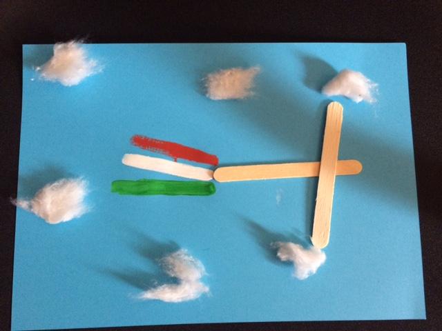 Spoonfuls Of Kindergarten Republic Day Craft