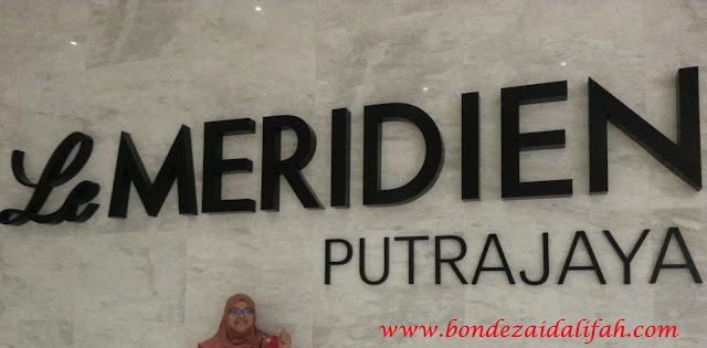 HOTEL LE MERIDIEN, PUTRAJAYA,
