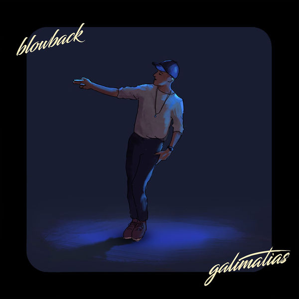 Galimatias - Blowback - Single  Cover